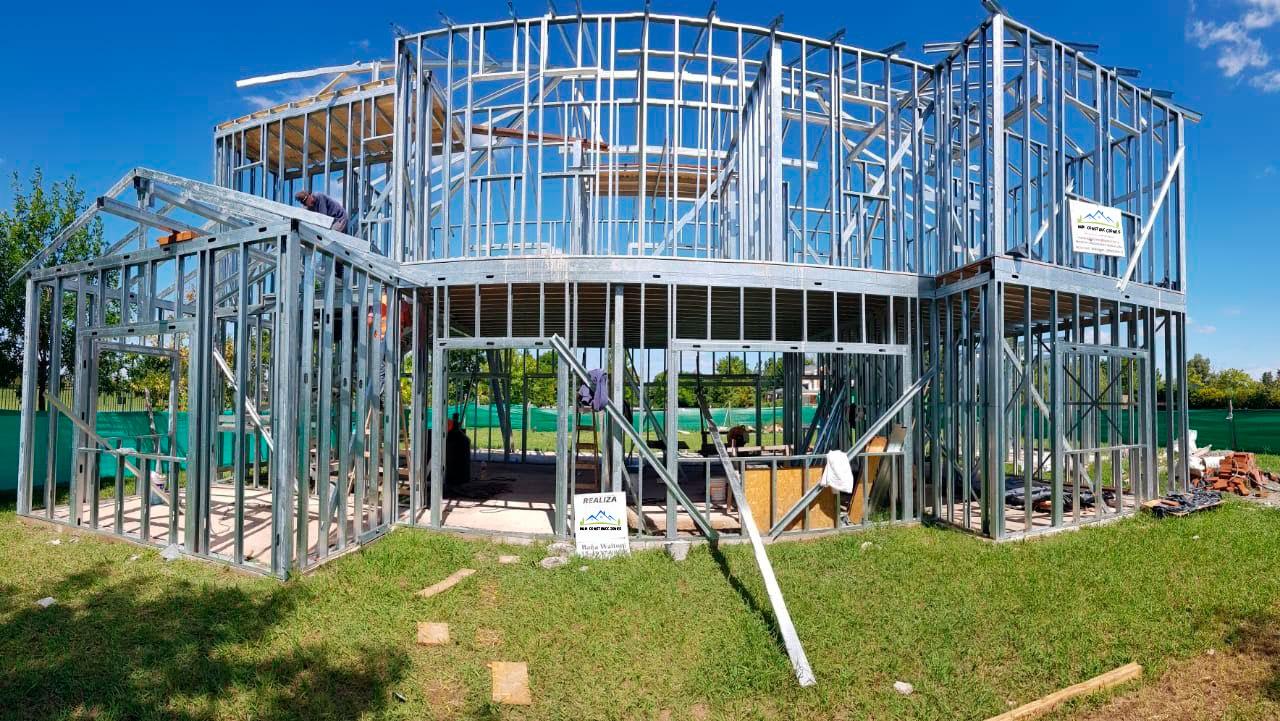 SteelFrame M&M construcciones-1